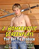 2 Homoerotic Screenplays cover