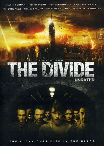 The Divide DVD