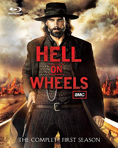 Hell On Wheels - The Complete First Season [Blu-ray] DVD