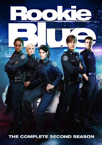 Rookie Blue: The Complete Second Season DVD