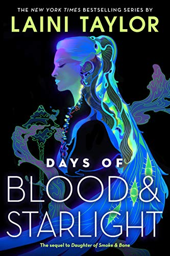 Book Days of Blood and Starlight