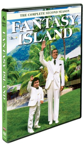Fantasy Island: The Complete Second Season cover