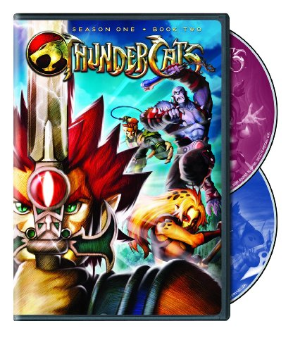 Thundercats: Season 1 - Book 2 DVD