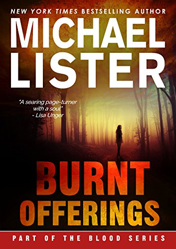 Burnt Offerings (Remington James Book 2)
