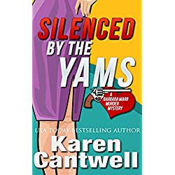 Silenced by the Yams (Barbara Marr Mystery #3)