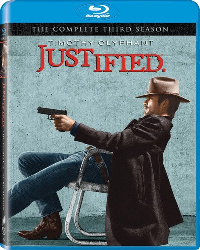 Justified: The Complete Third Season [Blu-ray] DVD