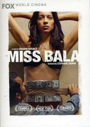 Miss Bala DVD