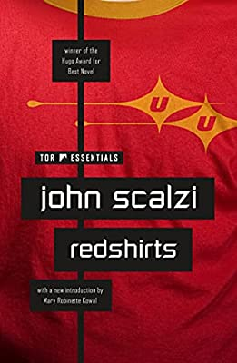 AUDIOBOOK REVIEW: Redshirts by John Scalzi, Narrated by Wil Wheaton