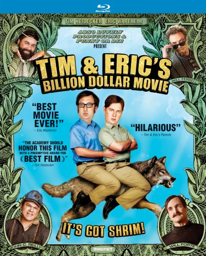 Tim &amp; Eric's Billion Dollar Movie [Blu-ray] DVD