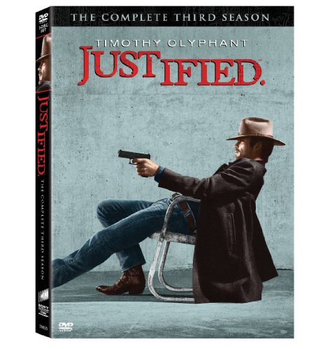 Justified: The Complete Third Season DVD