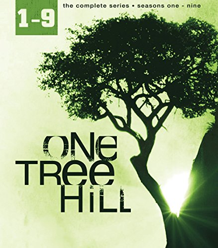 One Tree Hill: Complete Seasons 1-9 DVD