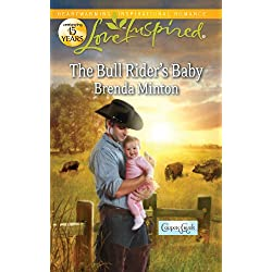 The Bull Rider's Baby (Cooper Creek Book 2)