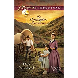 The Homesteader's Sweetheart (Wyoming Legacy Book 1)