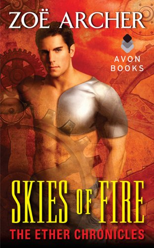 Book Zoe Archer: Skies of Fire