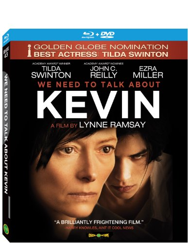 We Need to Talk About Kevin [Blu-ray] DVD