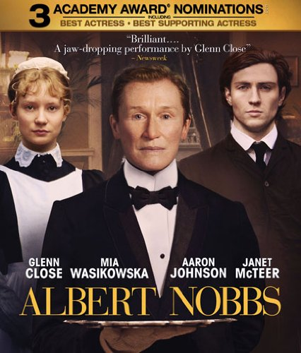 Albert Nobbs [Blu-ray] DVD