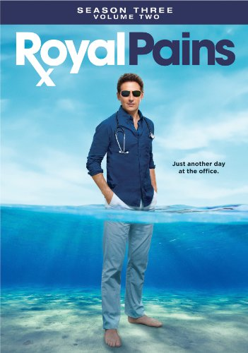 Royal Pains: Season Three - Volume Two DVD