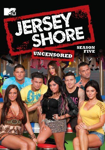 Jersey Shore: Season Five  DVD