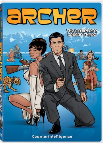 Archer: Season Three DVD