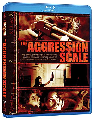 The Aggression Scale [Blu-ray] DVD
