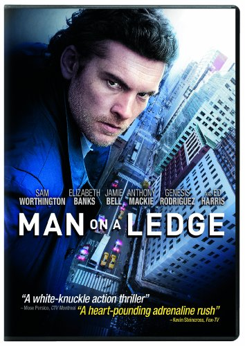 Man on a Ledge DVD