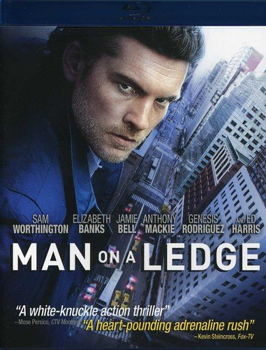 Man on a Ledge [Blu-ray] DVD