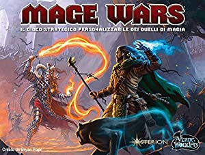 GAME REVIEW: Mage Wars (Arcane Wonders)