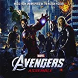 The Avengers Soundtrack