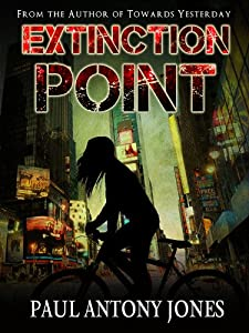 BOOK REVIEW: Extinction Point by Paul Antony Jones