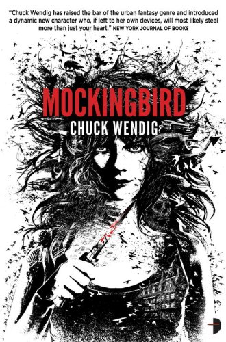 Book Mockingbird