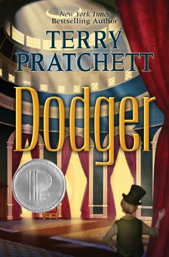 Book Cover: Dodger by Terry Pratchett