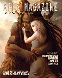 TOC: Apex Magazine #34 (March 2012)