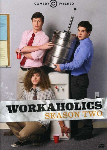 Workaholics: Season Two DVD