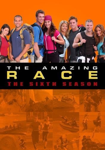 The Amazing Race Season 6 DVD