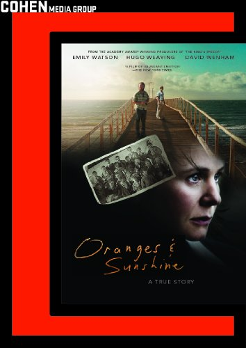 Oranges and Sunshine DVD