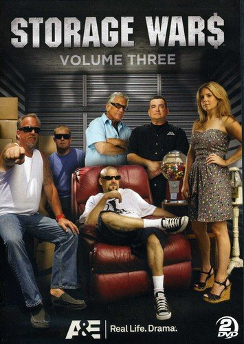 Storage Wars: Volume 3 DVD