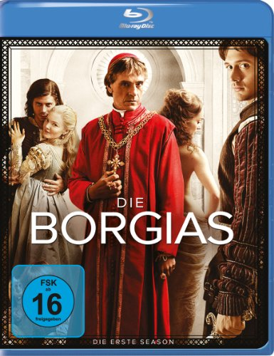 Die Borgias Season 1 [Blu-ray]