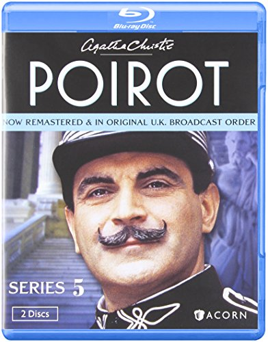 Agatha Christies Poirot Series 5 cover
