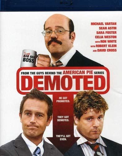 Demoted [Blu-ray] DVD