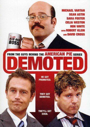 Demoted DVD
