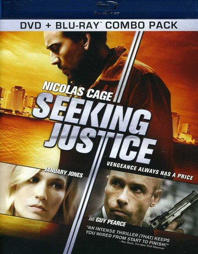 Seeking Justice [Two Disc Blu-ray/DVD Combo] DVD
