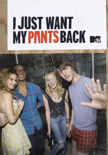 I Just Want My Pants Back: Season 1 DVD