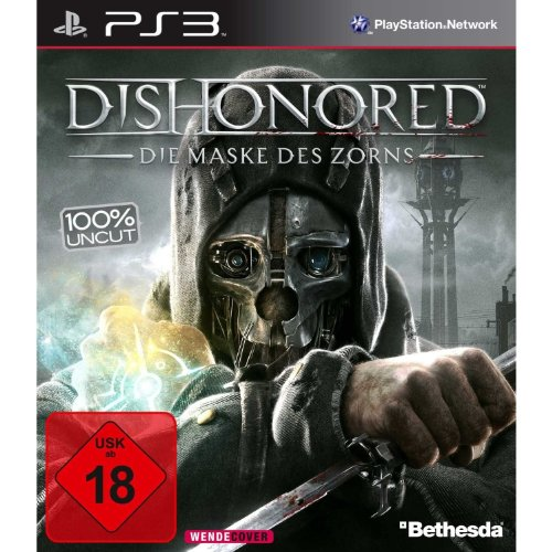 Dishonored: Die Maske des Zorns (100% Uncut)