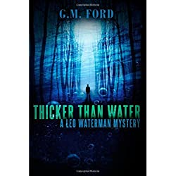 Thicker Than Water (A Leo Waterman Mystery)