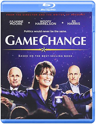 Game Change  DVD