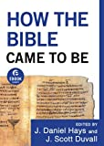 Free Kindle Book : How the Bible Came to Be (Ebook Shorts)