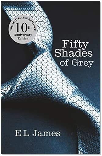 Cover von Fifty Shades of Grey