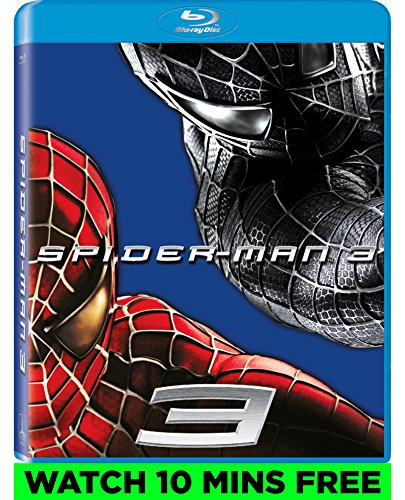 spider man blu ray 3