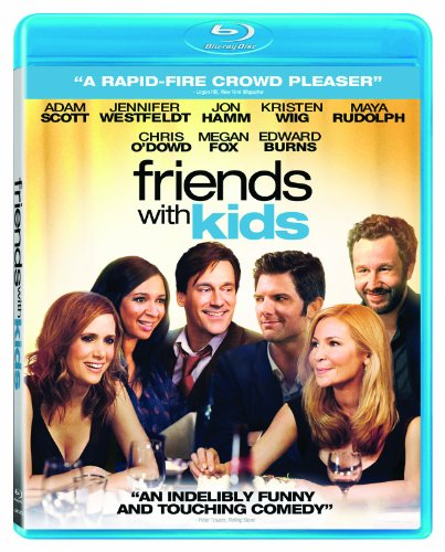 Friends With Kids [Blu-ray] DVD