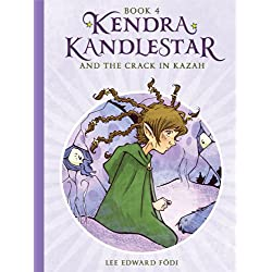 Kendra Kandlestar and the Crack in Kazah
